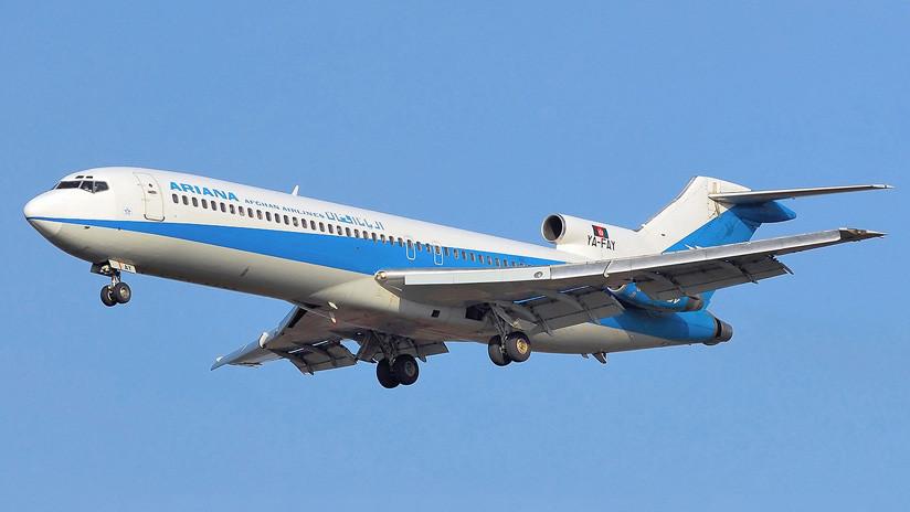 El icónico Boeing 727 realiza su último vuelo regular