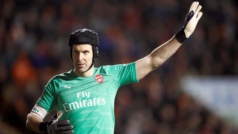 Petr Cech anuncia su retiro del fútbol profesional