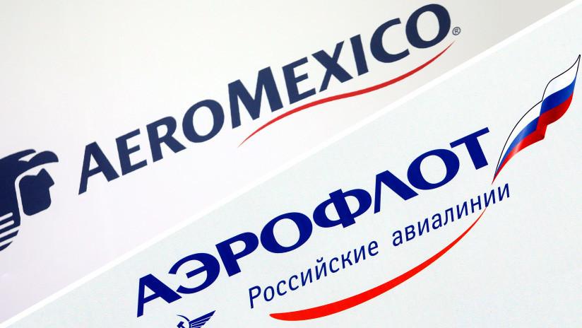 Aerolíneas de México y Rusia firman un acuerdo para facilitar la conexión entre ambos países