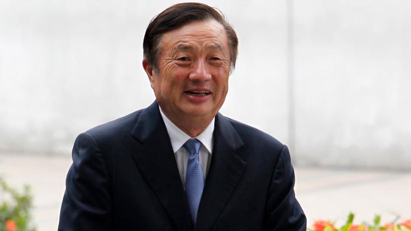 El fundador de Huawei rompe el silencio para negar las acusaciones de espionaje contra Occidente