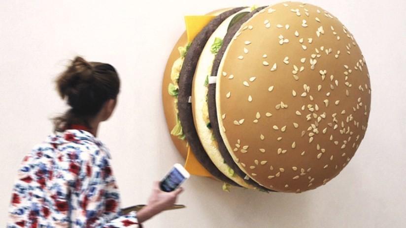 McDonald's pierde sus derechos al 'Big Mac' en una 'batalla legal entre David y Goliat'