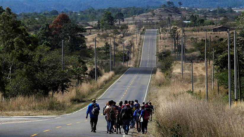 Chiapas se prepara para atender la caravana de migrantes hondureños