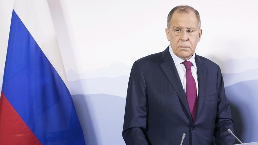 VIDEO: Lavrov resume la diplomacia rusa del 2018 en su gran rueda de prensa anual