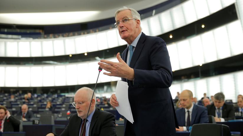 """Negociador de la UE sobre el Brexit: """"Tememos más que nunca"""" una salida caótica de Londres"""