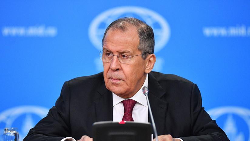 OTAN, Japón y el Tratado INF: Lavrov aborda los asuntos 'más delicados' de la política exterior rusa