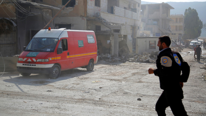 Explosión cerca de una patrulla de la coalición internacional en Siria