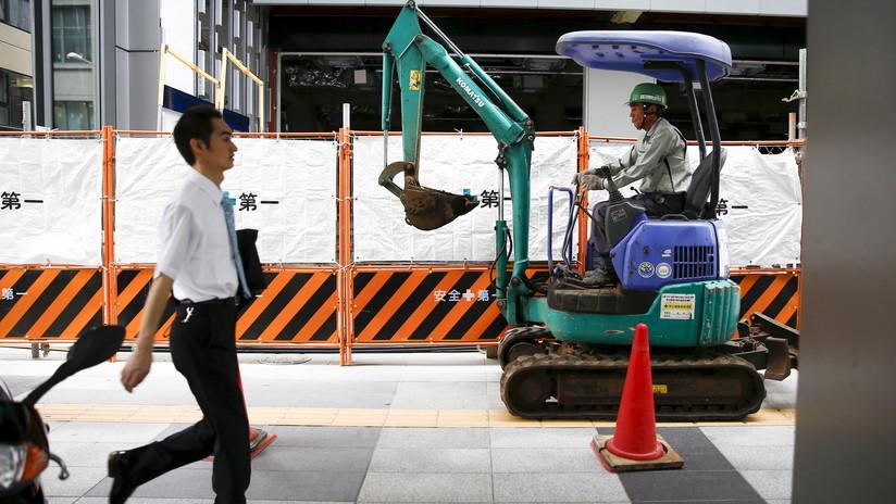 Japón contará con un 20 % menos de mano de obra en 2040