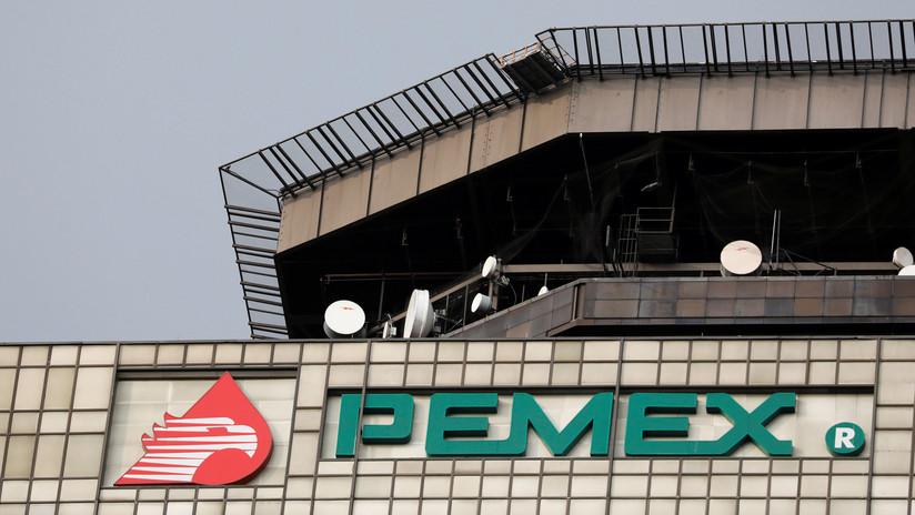 Petrolera estatal Pemex dice que hay 16 millones de barriles de combustible almacenados en México