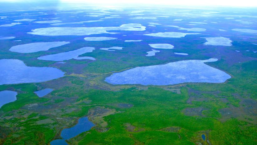 Suelos congelados del mundo se están calentando y Siberia es la zona más perjudicada