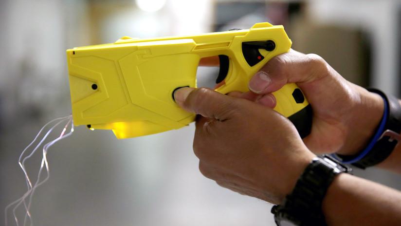 Debate en Argentina por el uso policial de pistolas taser