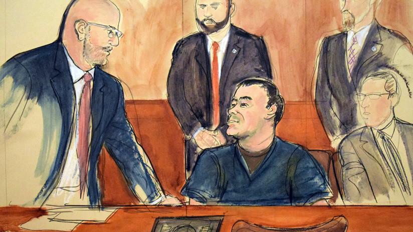 Piden limitar declaraciones en juicio de 'el Chapo' tras señalamientos a expresidente de México