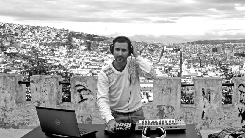 Música electrónica con elementos del folclore andino: La sonoridad del argentino Vachantu