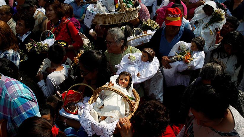 ¿Es broma o no?: 'El Niño Huachicolero', el 'santo' que blinda a los que roban combustible en México