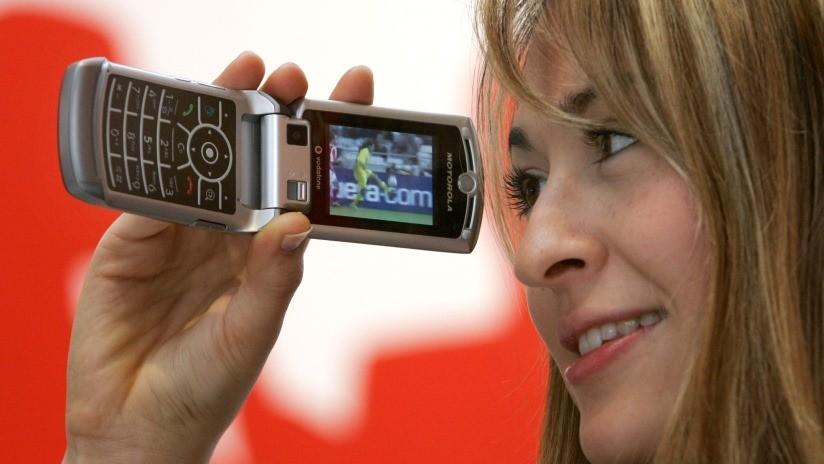 Motorola relanzaría el plegable RAZR, uno de los teléfonos más icónicos del mundo