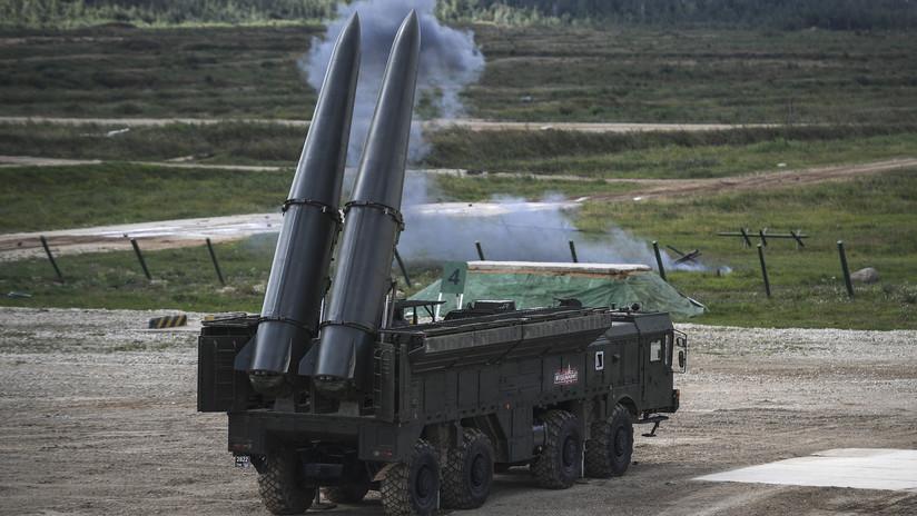 """Moscú: """"No entendemos la posición actual de EE.UU. sobre el Tratado INF"""""""