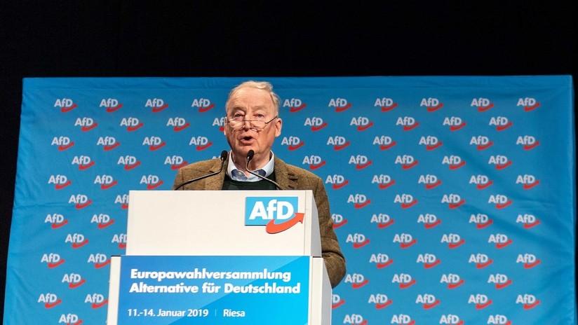 Alemania podría abrir una histórica investigación por extremismo a un partido de ultraderecha