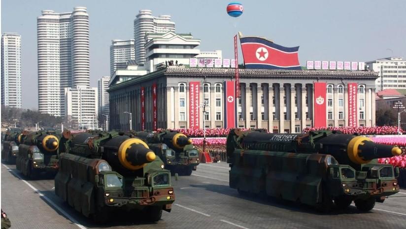 """EE.UU. califica de """"amenaza extraordinaria"""" a Corea del Norte pese a sus esfuerzos por lograr la paz"""