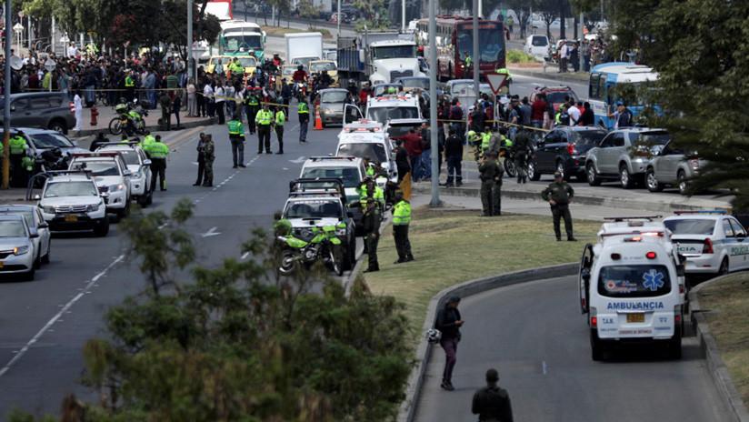 Venezuela condena el acto terrorista en Bogotá
