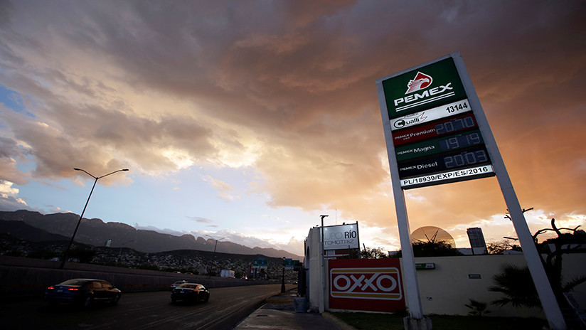 El Gobierno de México bloquea a empresas con ganancias 'inusuales' por venta de hidrocarburos