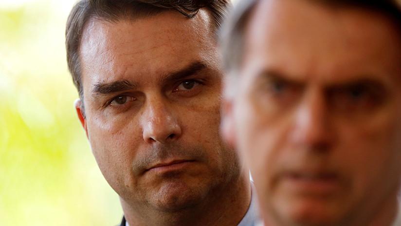La Justicia de Brasil suspende una investigación que involucra al hijo de Bolsonaro