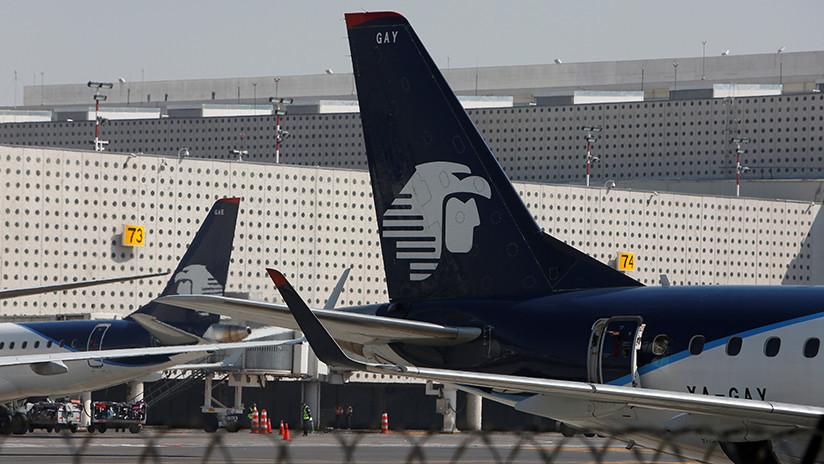 """Se viraliza anuncio de Aeroméxico que ofrece descuentos a estadounidenses con """"ADN mexicano"""""""