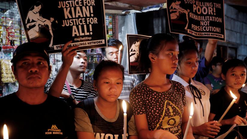 """""""Un ejemplo para el mundo"""": Otro país quiere seguir la guerra contra las drogas de Duterte"""