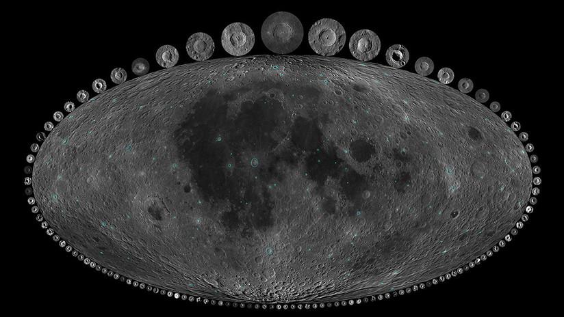 El triple de asteroides impactan la Tierra hoy en comparación con hace 290 millones de años