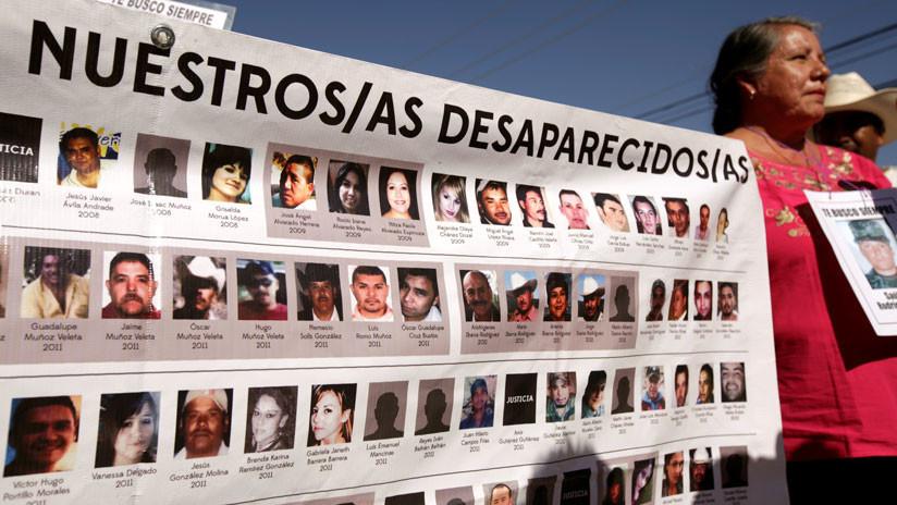 #10yearschallenge: El reto viral que en México denuncia las desapariciones o las muertes
