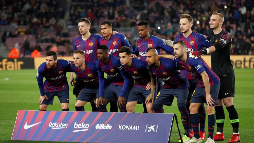 El Barcelona seguirá en la Copa del Rey: El Levante presentó su recurso fuera de plazo