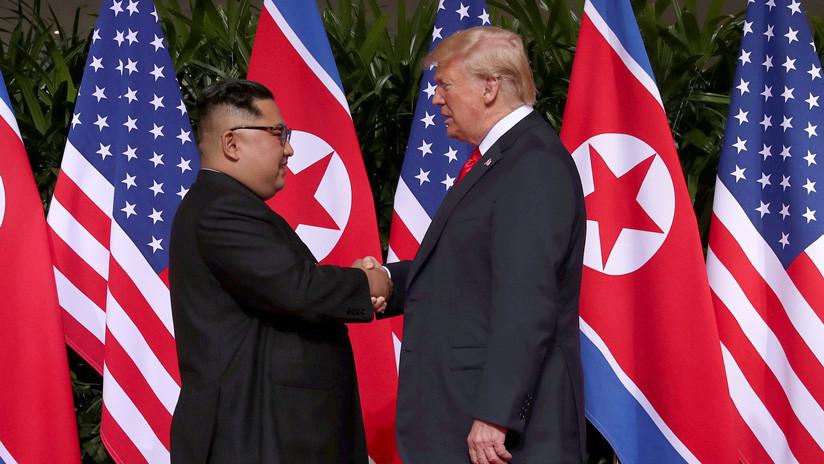 Anuncian una nueva cumbre Trump - Kim Jong Un