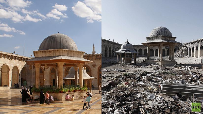 VIDEO: La amarga versión del #10yearchallenge de los países en guerra antes y después del conflicto