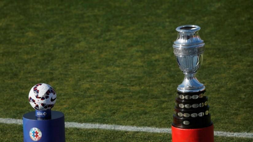 Todo listo para el sorteo de la Copa América 2019