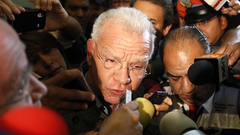 Exgobernador mexicano sale de la cárcel para cumplir prisión domiciliaria