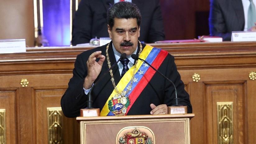 """Maduro invita a Trump a un diálogo """"franco y directo"""""""