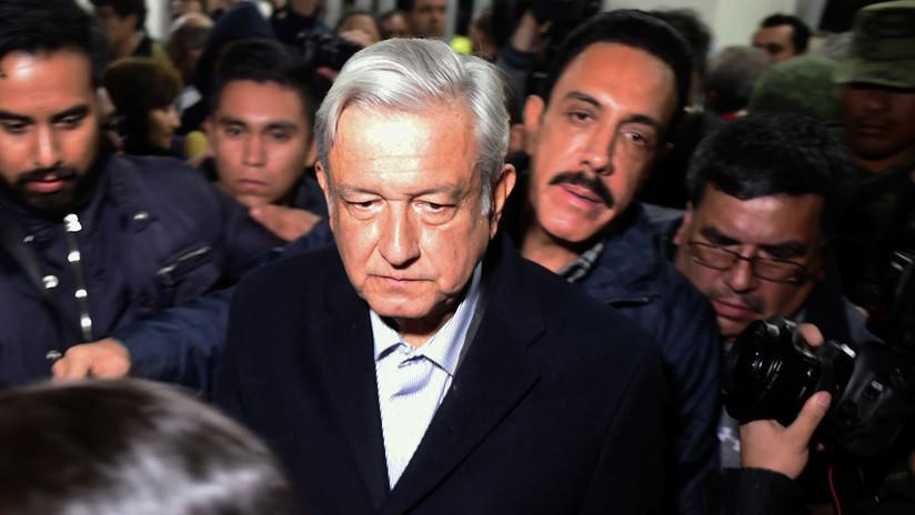 """López Obrador tras la explosión del ducto de Pemex: """"Hay que terminar con el robo de combustible"""""""