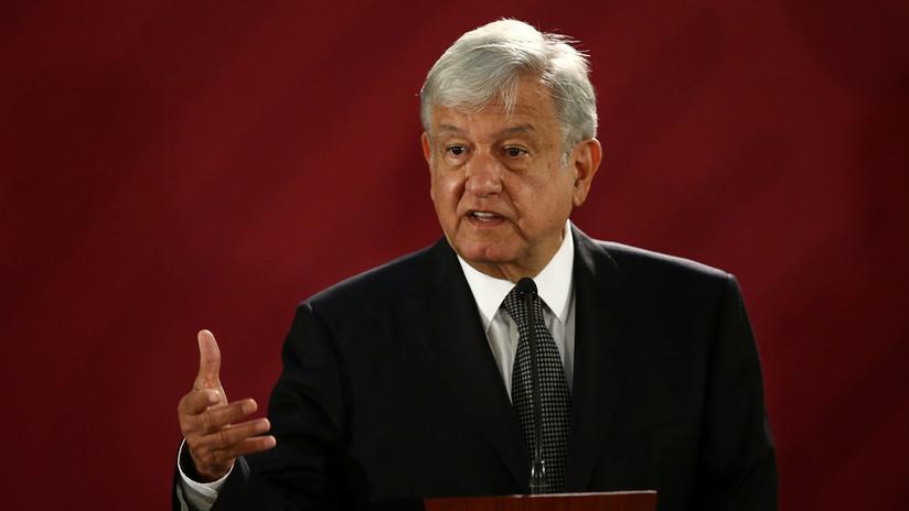 """López Obrador sobre la explosión: """"Si el pueblo ha llegado a este extremo es porque se le abandonó"""""""