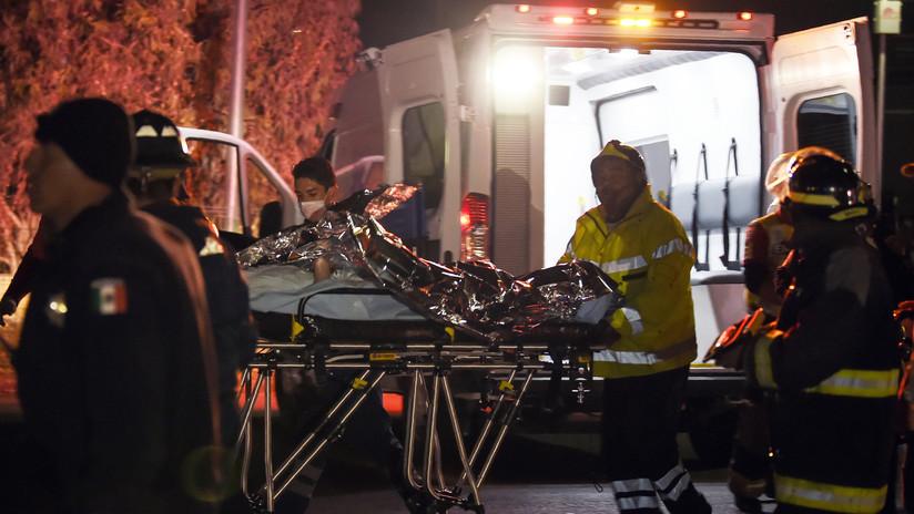 Aumenta a 66 el número de fallecidos en la explosión de un oleoducto en México
