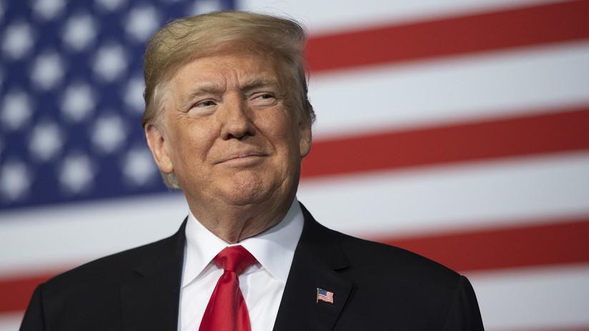 """Trump: """"Ningún presidente desde Lincoln ha sido tratado peor que su presidente favorito, ¡yo!"""""""