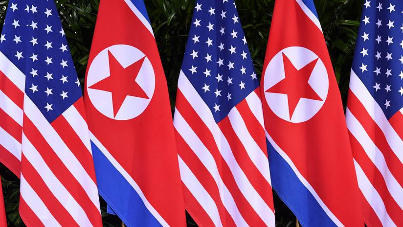 """""""Hemos hecho muchos progresos"""": Trump sobre su reunión con el enviado norcoreano en la Casa Blanca"""