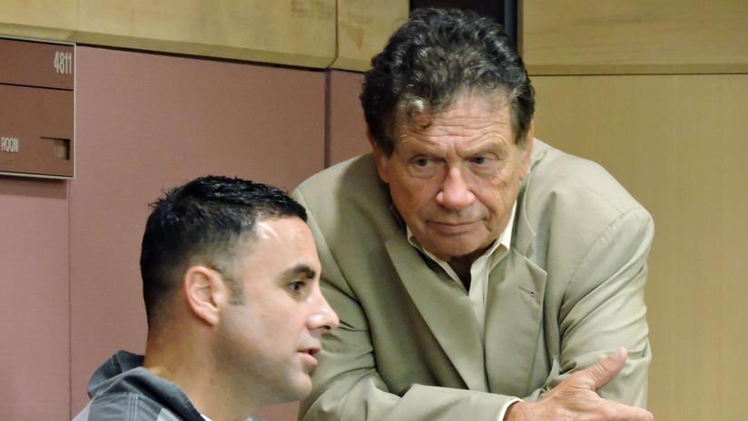 EE.UU. declara culpable al español acusado de triple asesinato en 1994