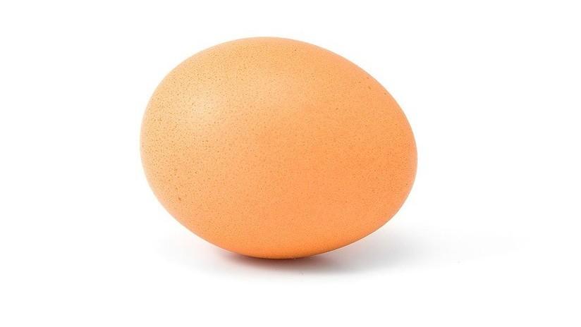 Se agrieta el huevo más popular de la historiade Instagram