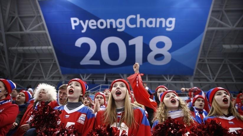 Denuncian que el COI ocultó pruebas de inocencia de atletas rusos antes de los JJ.OO. de Pyeongchang