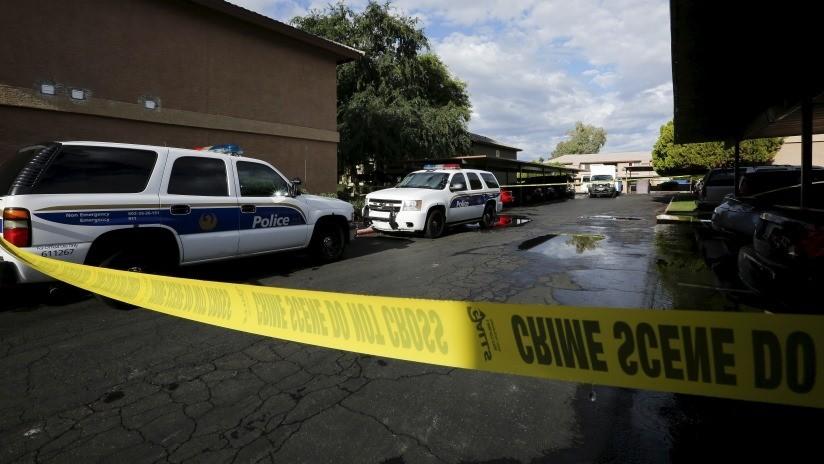 Cámara corporal graba cómo un policía de EE.UU. mata de un tiro a un menor con un arma de juguete