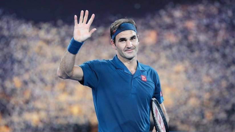 VIDEO: Un guardia de seguridad le niega el paso al tenista Roger Federer por no llevar la credencial