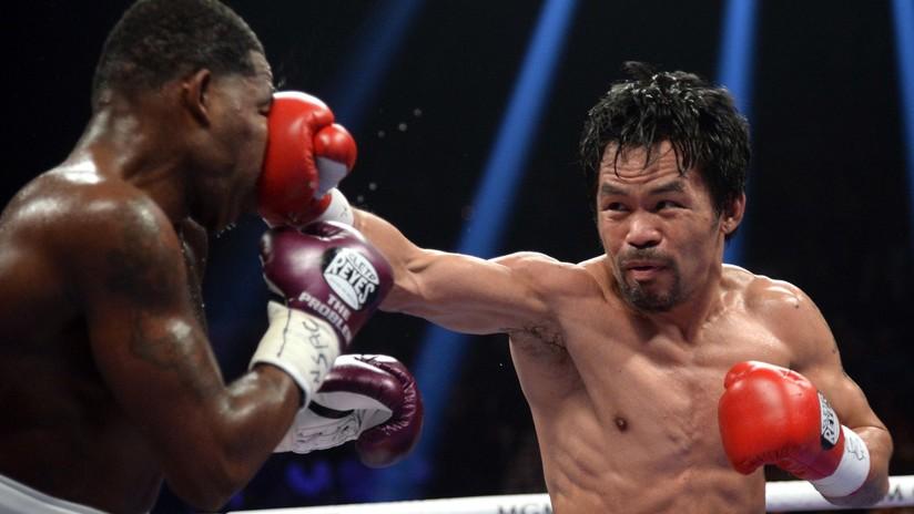 """""""Quería ser más agresivo"""": Pacquiao retiene su título mundial de boxeo por decisión unánime"""