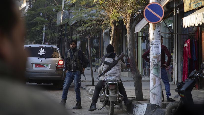Al menos cuatro muertos en una explosión de bomba en Afrín, Siria