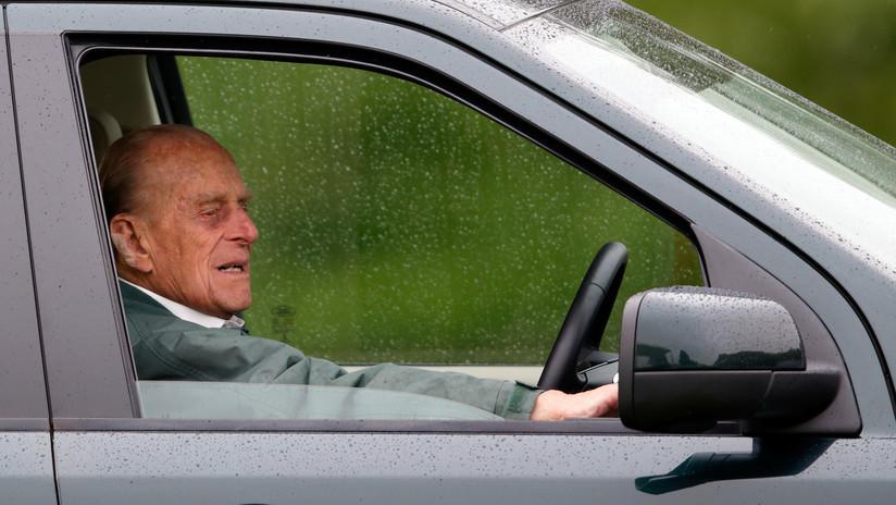 """Víctima en el accidente con el príncipe Felipe: """"Ni siquiera ha pedido perdón"""""""