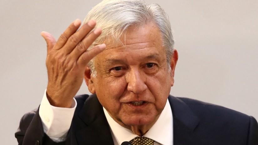 """López Obrador: """"Pemex y el Gobierno estuvieron secuestrados por bandoleros y corruptos"""""""