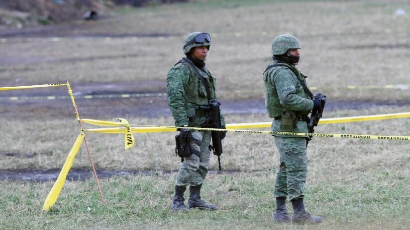 Asesinan a tiros en México a presunto líder del robo de gasolina de Hidalgo