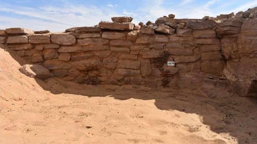 FOTOS: Descubren seis tumbas del Imperio Antiguo de Egipto